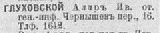 """""""Весь Петербург"""", 1912 г."""