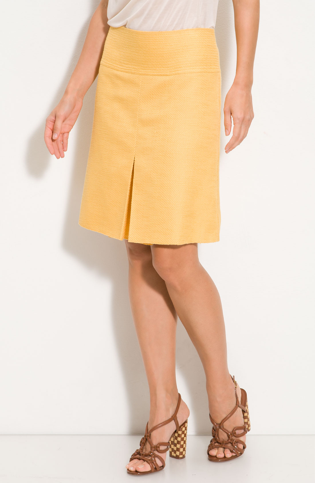 tory-burch-misted-yellow-baelee-skirt-product-2-2554418-912378733