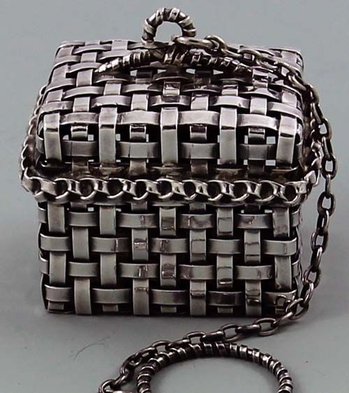 14 Gorham Basket Weave Tea Ball.jpg