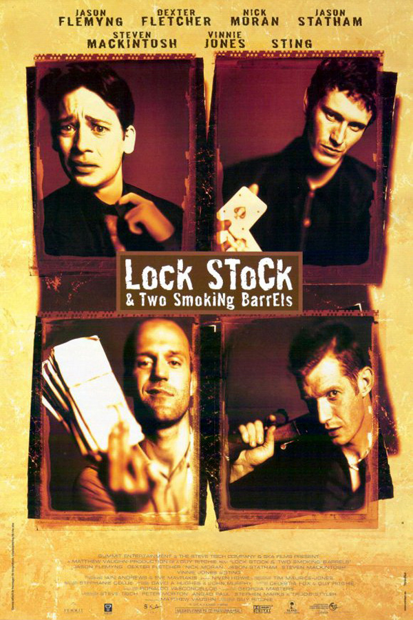 Карты, деньги, два ствола (Lock Stock and Two Smoking Barrels)