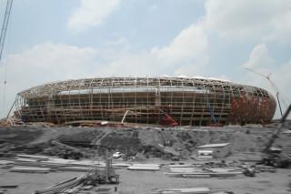 Johannesburg Soccer City Stadium Йоханнесбург Соккер Сити