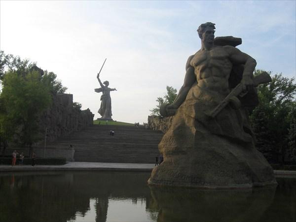 Мемориальный комплекс Родина-мать зовет!