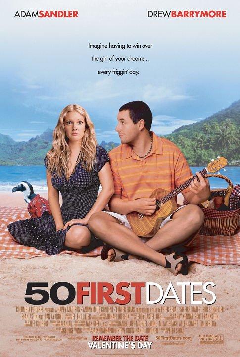 50 первых поцелуев / 50 First Dates