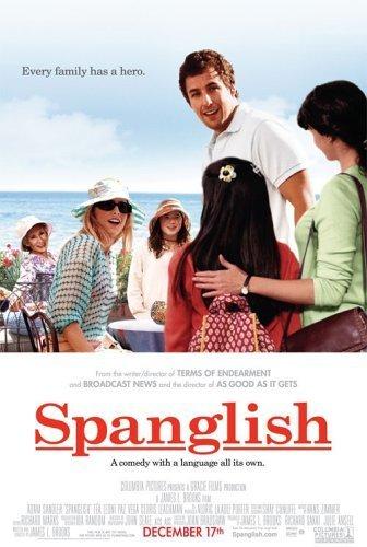 Испанский-английский / Spanglish