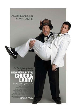 Чак и Ларри: Пожарная свадьба / I Now Pronounce You Chuck & Larry