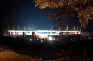 Мбомбела Mbombela Stadium Нелспрейт Nelspruit