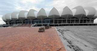 Nelson Mandela Bay Stadium Port Elizabeth Порт-Элизабет Нельсон Мандела Бэй