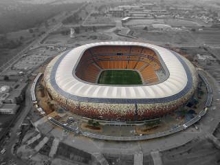 Соккер Сити Йоханнесбург Johannesburg Soccer City Stadium