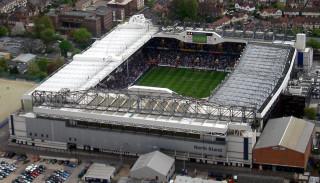 White Hart Lane Tottenham Hotspur Тоттенхэм Хотспур Уайт Харт Лейн
