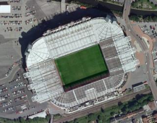 Old Trafford Олд Траффорд Манчестер