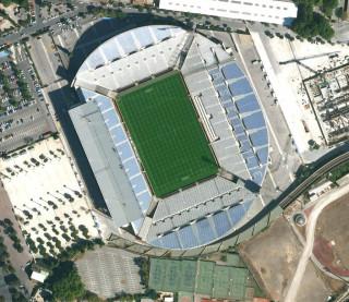 Марсель стадион Велодром Stade Vélodrome