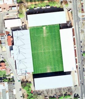Штадион Ам Брухвег Stadion Am Bruchweg