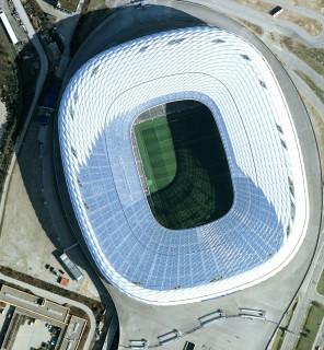 Allianz Arena Альянс Арена