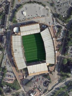 Molineux Stadium Молинью Стадион