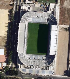 Ла Росаледа Стадион Малага La Rosaleda