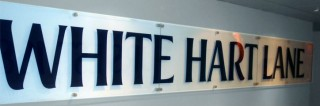 уайт харт лэйн white hart lane