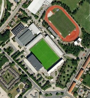 Оденсе Стадион Odense Stadion