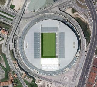Estadio Do Dragao Porto Стадион Дракона Порто