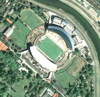 Национальный стадион Филиппа II Македонского Скопье Македония