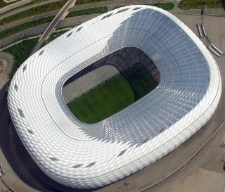 Альянс Арена Allianz Arena