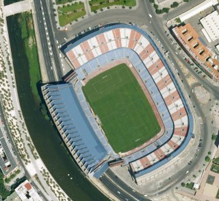 Estadio Vicente Calderón Стадион Висенте Кальдерон