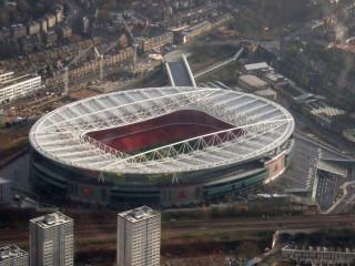 Emirates Stadium Arsenal London стадион Эмирейтс Лондон Арсенал