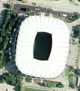 Volksparkstadion Imtech Arena Имтех Арена ХСХ Нордбанк Арена