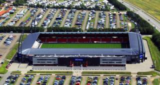 SAS Arena MCH Arena САС Арена футбольный стадион