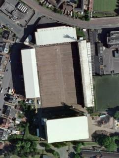 Fir Park Stadium Motherwell Мазервелл стадион Фир Парк