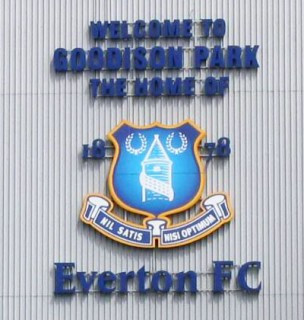 Стадион Гудисон ПаркStadium Goodison Park Everton Эвертон