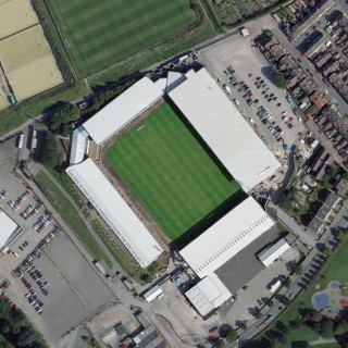 Стадион Вейл Парк Vale Park Stadium