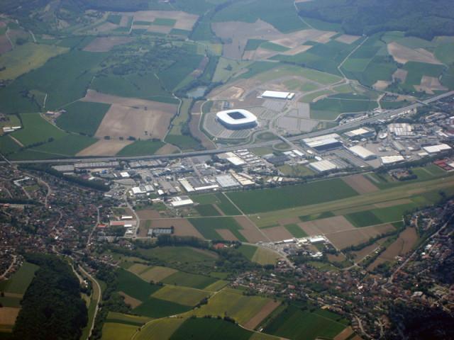 Райн-Неккар-Арена Rhein-Neckar-Arena