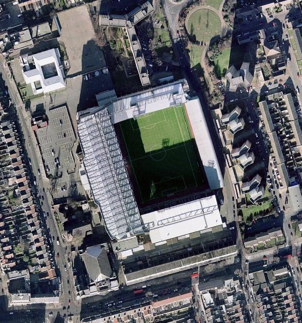 Аптон Парк Upton Park Boleyn Ground Болейн Граунд