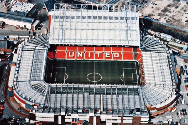 Old Trafford Олд Траффорд Манчестер Юнайтед
