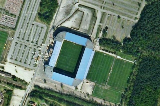 Кристал Арена Cristal Arena Генк Koninklijke Racing Club Genk
