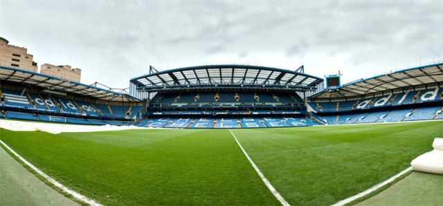 Стэмфорд Бридж Stamford Bridge Челси Chelsea