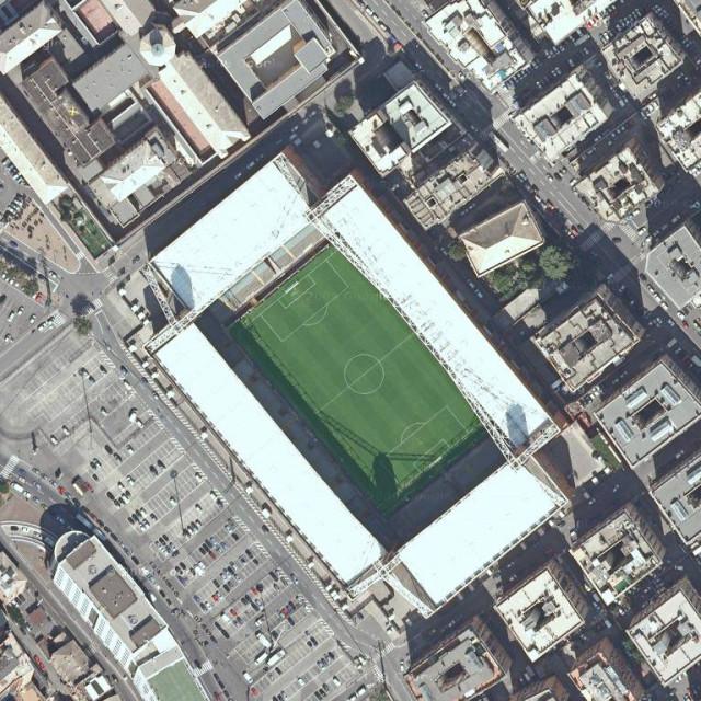 Stadio Comunale Luigi Ferraris Стадион Луиджи Феррари