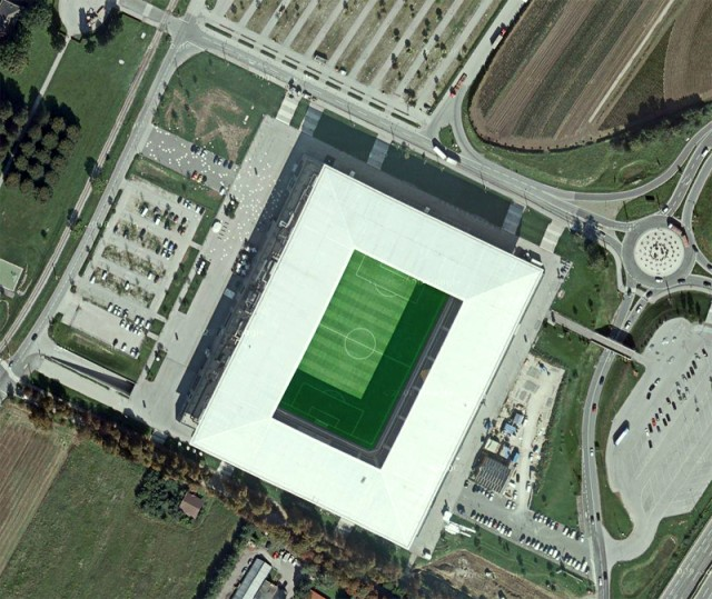 Red Bull Arena (Salzburg) Ред Булл Арена стадион
