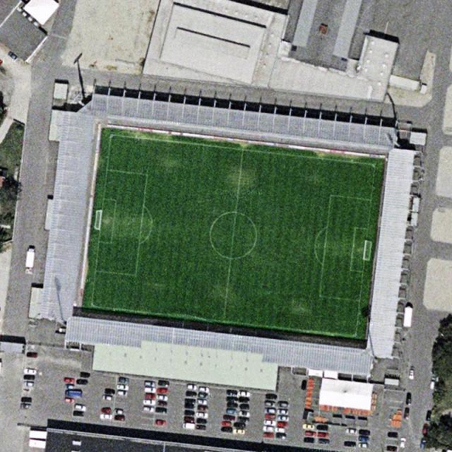 Keine Sorgen Arena Fill Metallbau Stadion HomeLife-Arena Стадион Фил Металбау