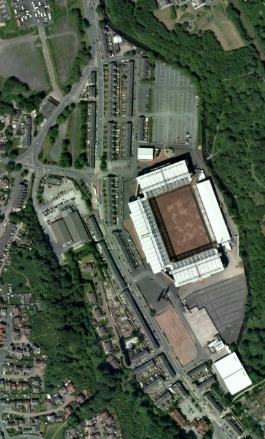 стадион ивуд парк ewood park stadium Blackburn блэкберн