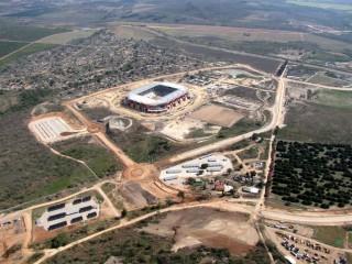 Nelspruit Mbombela Stadium