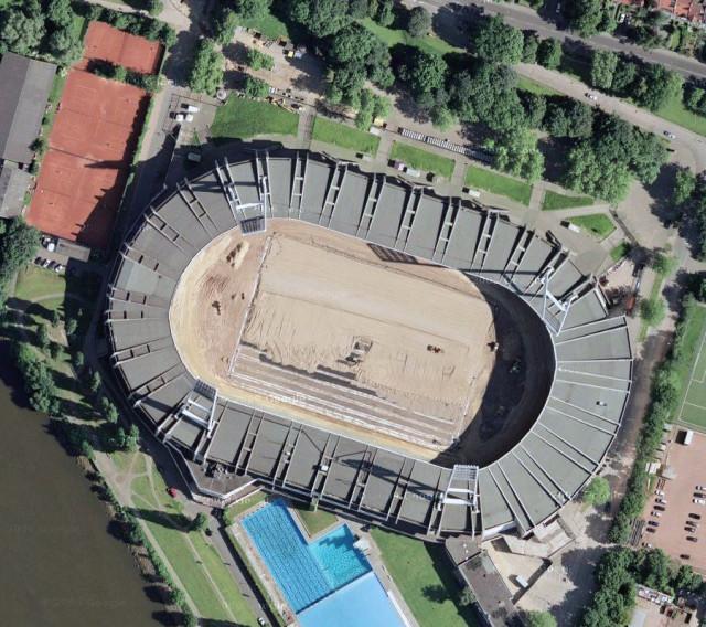 Weserstadion Везерштадион Бремен Вердер