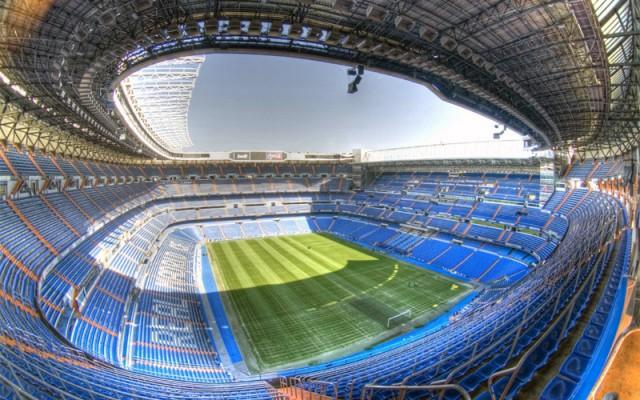 Сантьяго Бернабеу Estadio Santiago Bernabéu Реал Real Madrid Club de Fútbol