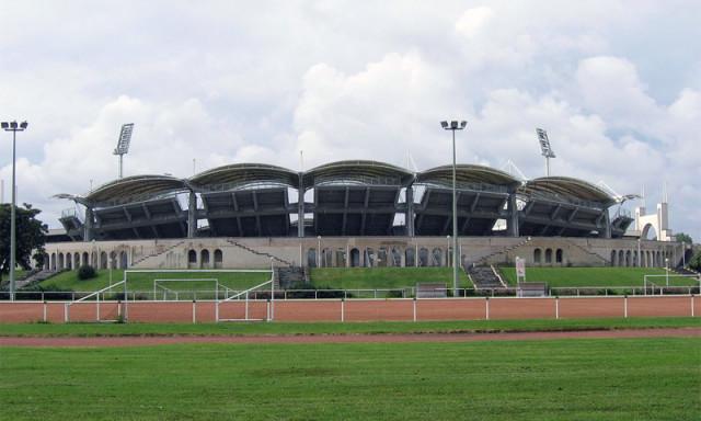 Stade de Gerland Жерлан Лион