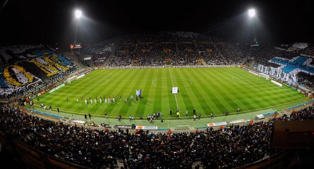 стадион велодром марсель stade velodrome