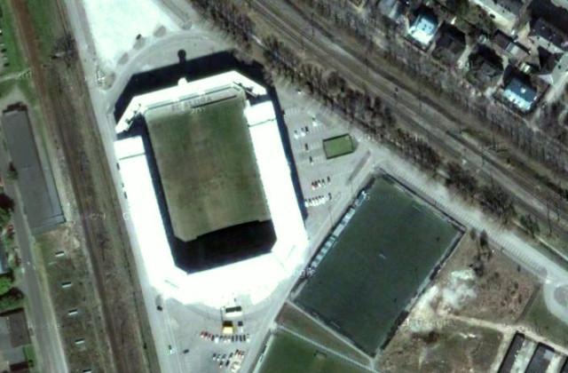 A. Le Coq Arena А Ле Кок Арена