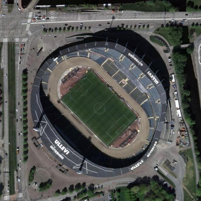 Гетеборг Уллеви Ullevi стадион