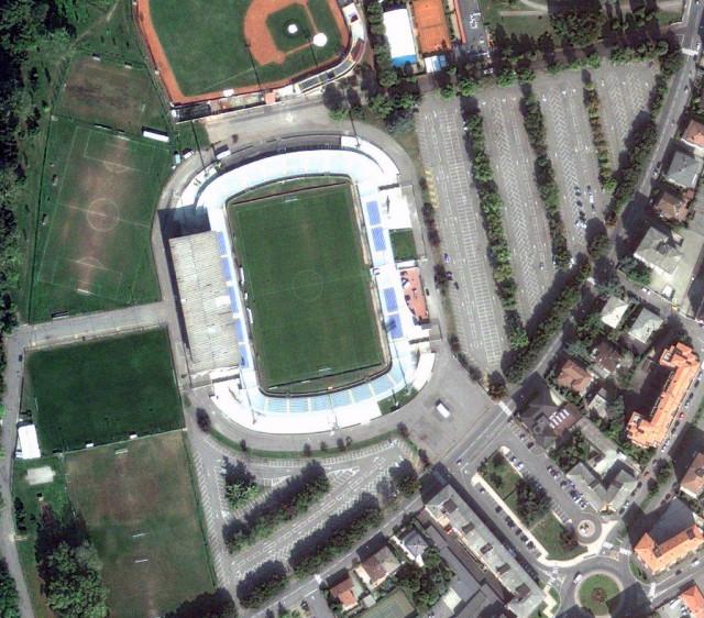 Stadio Silvio Piola Novara стадион Сильвио Пиола Новара