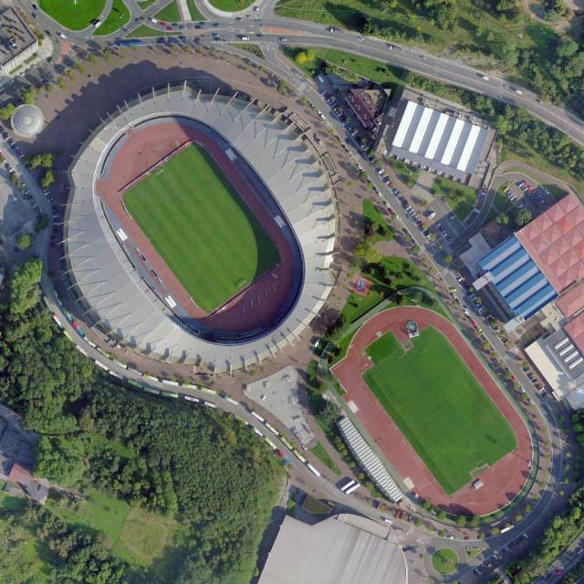 стадион Аноэта Anoeta stadium