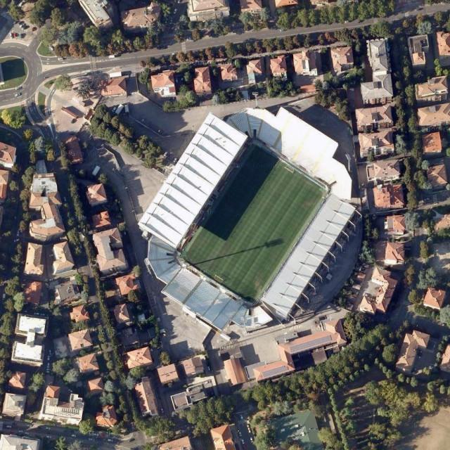 Stadio Ennio Tardini стадион Эннио Тардини Парма